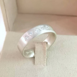 copy of TRILOGY RING