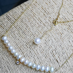 Pearls and Light Point...