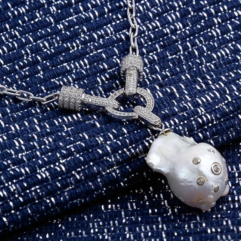 Collana con  croce - 0039
