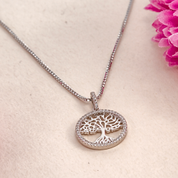 Necklace with Tree of Life