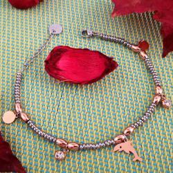 Bracelet with Dolphin