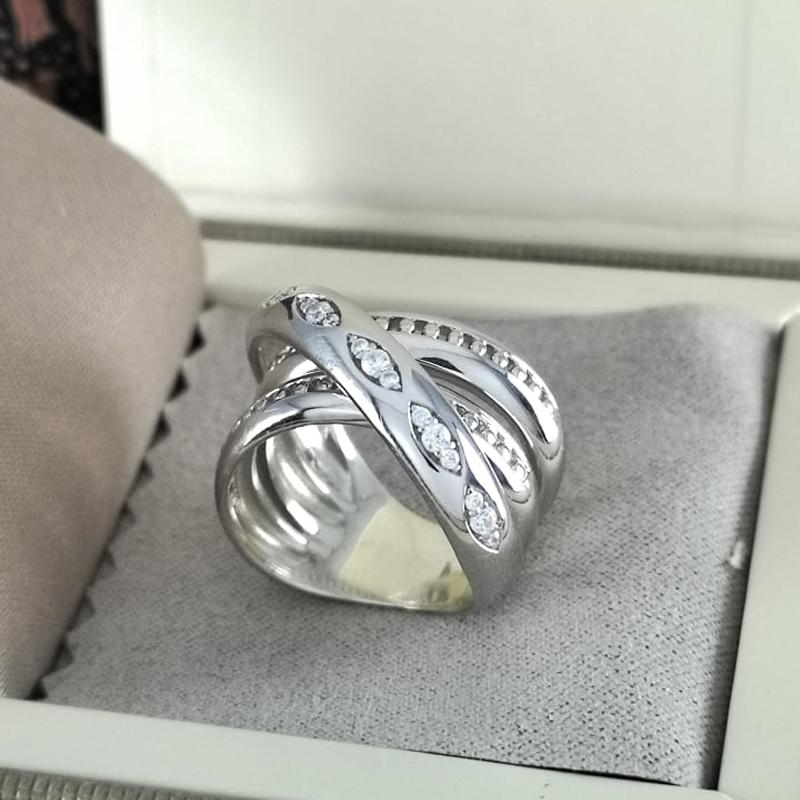 anello tripla fascia