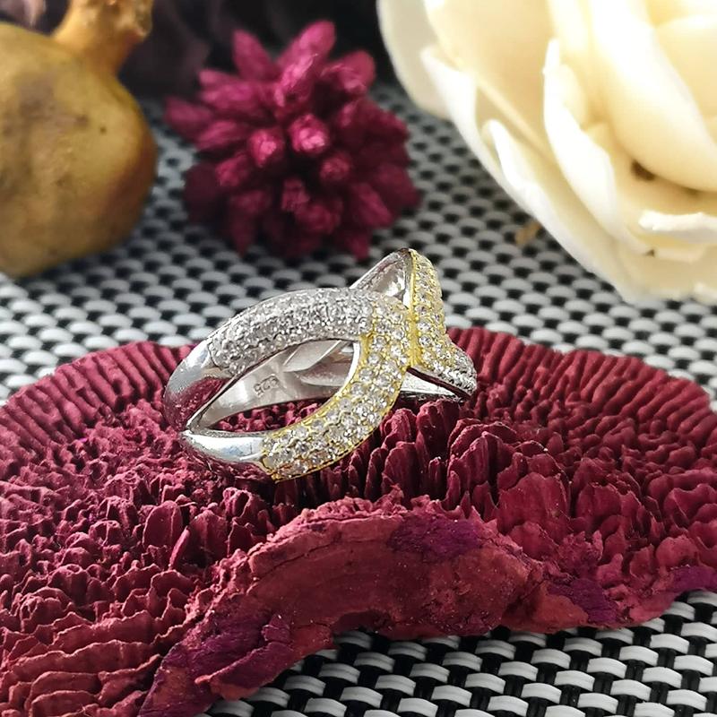 anello fantasia infinito