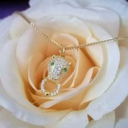 Panthera Necklace