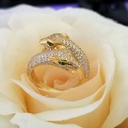 Panthera Ring