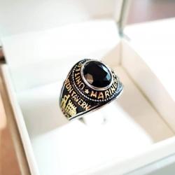 Class Ring Black